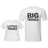 Koszulki Big Trouble - Little Trouble