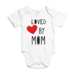 body / koszulka LOVED BY MOM