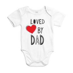 BODY/KOSZULKA LOVED BY DAD