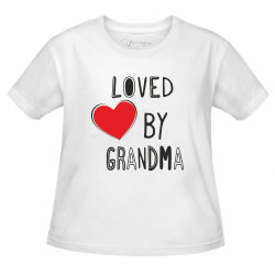 BODY - KOSZULKA LOVED BY GRANDMA