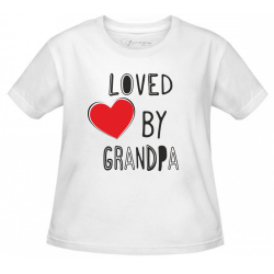 KOSZULKA / BODY LOVED BY GRANDPA